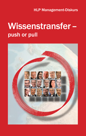 Wissenstransfer – push or pull