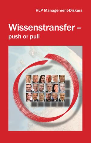 Wissenstransfer – push or pull