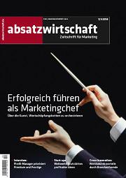 Cover Absatzwirtschaft