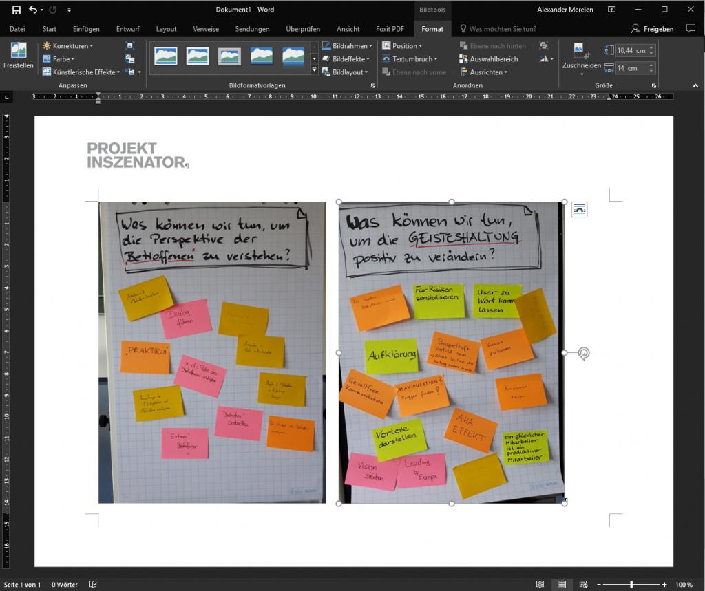 Kleine PDF-Dateien für ein Fotoprotokoll erstellen Screenshot 2